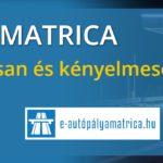 Díjmentes balesetbiztosítás és 10%-os utasbiztosítási kupon e-matricája mellé